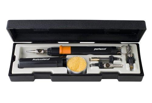 Igniting Self Soldering Iron (Portasol P-1K Professional Kit)
