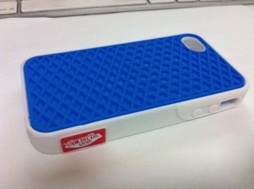 info for fbd4d f9bc7 VANS Waffle Sole Shoe Silicone Rubber Case Cover Fits Apple iPhone 4 ...