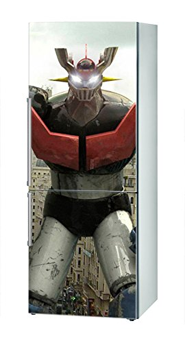 Decusto - Mazinger - Adhesivo para Decorar Tu Nevera: Amazon.es ...