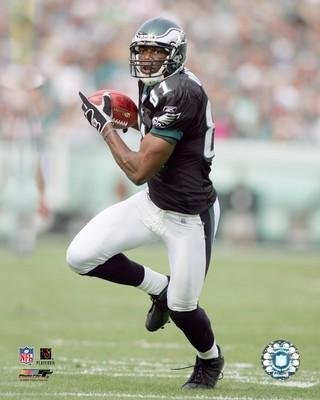 Terrell Owens 2005 Action Photo (Size: 8