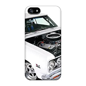 New Shockproof Protection Case Cover For Iphone 5/5s/ 65 Chevy Malibu Case Cover