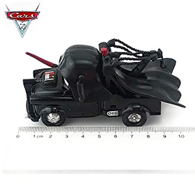 Diecasts & Toy Vehicles - Disney Pixar Cars Lightning McQueen Boy Car Toys Star War Mater As Darth Vader Metal Diecast Toy Vehicles for Children Gifts - by LINAE - 1 PCs