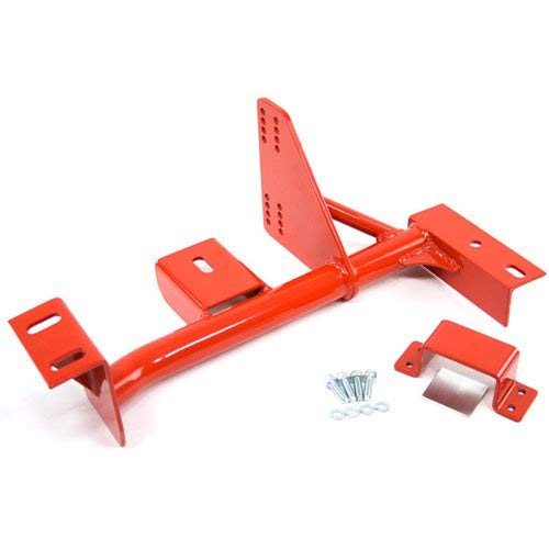 - UMI Performance 2224-R GM F-Body UMI Torque Arm Relocation Kit for TH400 Transmission - Red