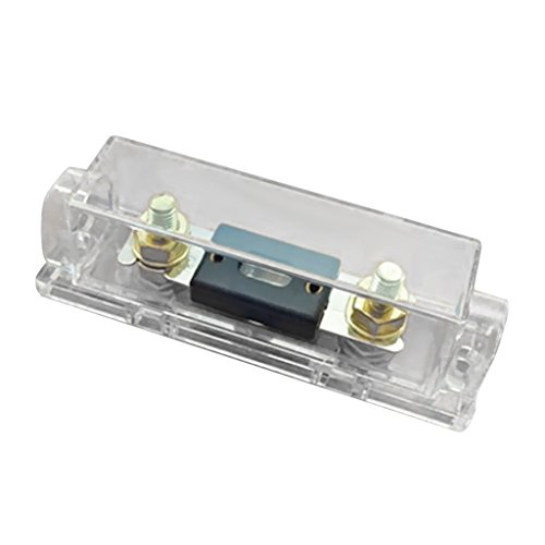 300a Car Audio (MonkeyJack Car Audio Stereo ANL Fuse Holder Box 0 / 4 / 8 Gauge Wire with 50A - 300A ANL Fuse - 100A)