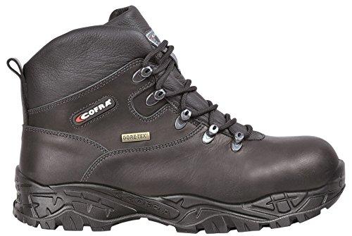 Cofra 22150-000.W44 New Warren S3 WR SRC Chaussures de sécurité Taille 44 Noir