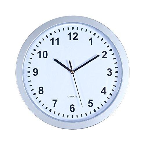 Stalwart 82-5894 Wall Clock with Hidden Safe, 10'