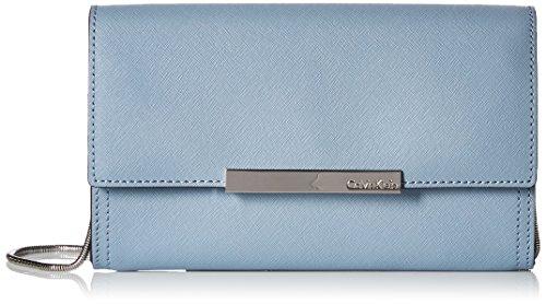 Calvin Klein Key Item Saffiano Clutch, Robins Egg