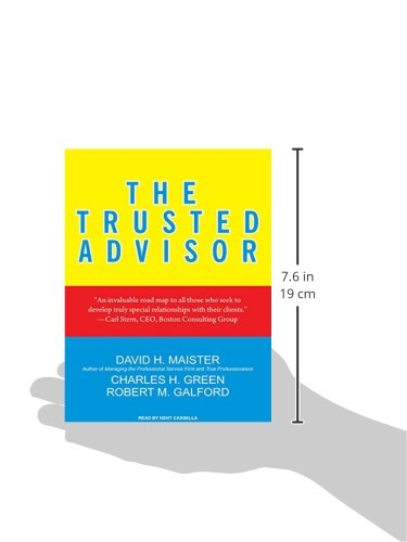 The Trusted Advisor by Brand: Tantor Media (Image #1)