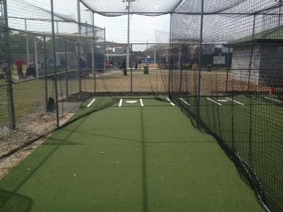 #21 Baseball Batting Cages 10'x10'x30'