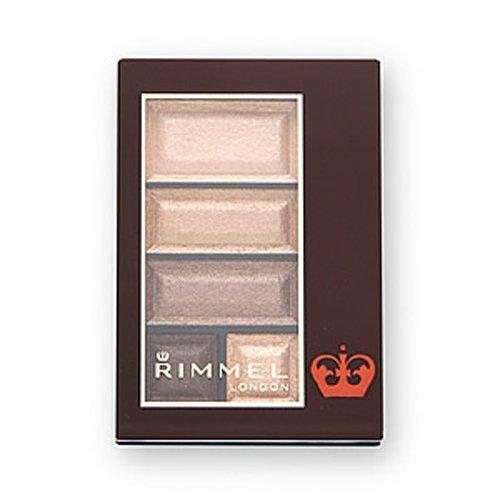 Rimmel London Chocolat Sweet Eye Shadow - 002 Almond Chocola