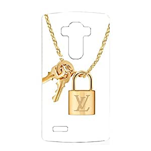 Louis and Vuitton Phone Case for LG G4 3D Creative Customized Luxury Lv Logo Phone Case