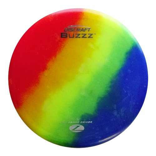 Discraft Buzzz Elite Z Fly Dye Golf Disc, 167-169 ()