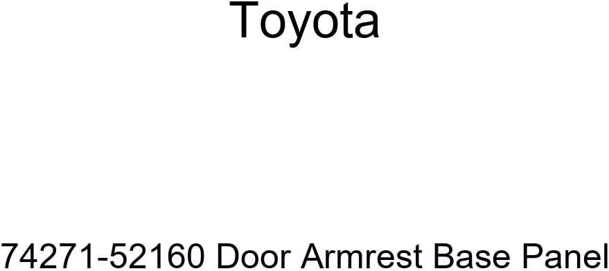 TOYOTA Genuine 74271-52160 Door Armrest Base Panel