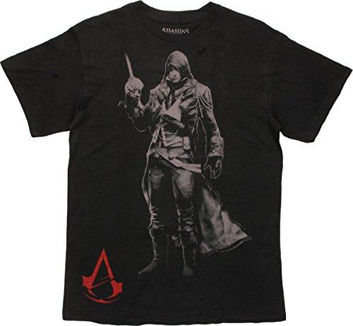 Assassin's Creed Unity Arno Victor Dorian T-Shirt, 2X]()
