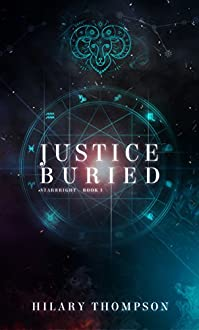 Justice Buried by Hilary Thompson ebook deal
