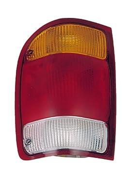 Eagle Eyes FR278-U000L Ford Driver Side Rear Lamp Lens and Housing FO2800121V rm-EGL-FR278-U000L