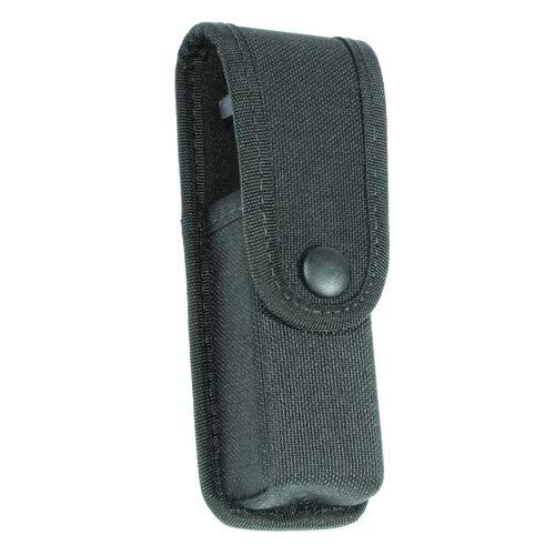 BLACKHAWK! Traditional Black Cordura Single Mag Case - Double Row