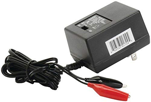 Mighty Max Battery ML-AC612 6V/12V Battery Charger for 6V 8.5Ah Universal Power Group Brand Product