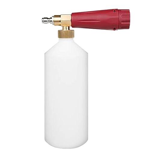 Botella de Espuma de Nieve Boquilla Lavado Bomba Suministros de ...
