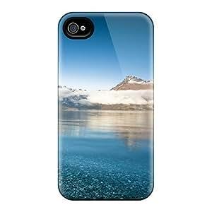 Excellent Design Nature Phone Case For Iphone 4/4s Premium Tpu Case