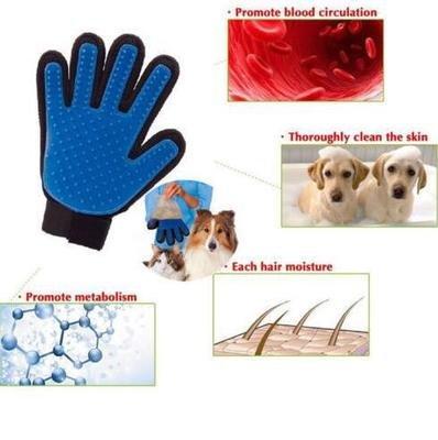 Hand Mitt Dog Grooming