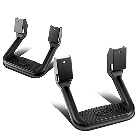 Bully BBS-1103 Aluminum Side Step - Pair - Ford Vehicle Accessories