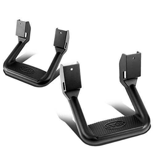 Bully BBS-1103 Black Aluminium Side Steps (1 Pair)