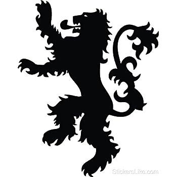 Amazon Com Game Of Thrones House Targaryen Sigil Vinyl