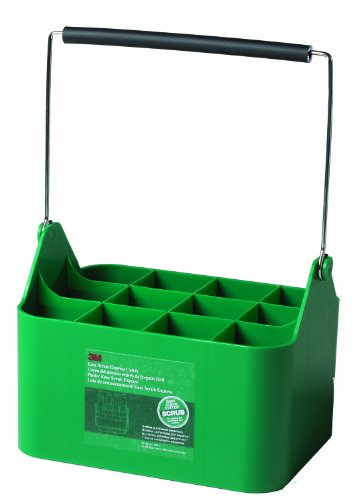 3M Easy Scrub Express Caddy (Pack of 6) by 3M