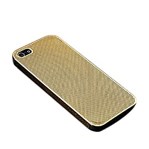 ZCL Metal Aluminium Mesh Case for iPhone 4/4S , Silver
