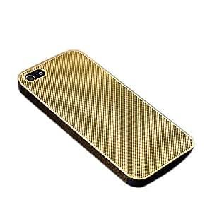 Metal Aluminium Mesh Case for iPhone 4/4S , Black