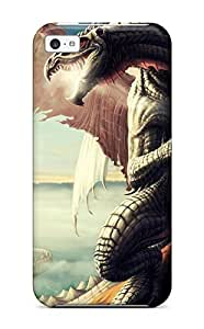 TYH - Irene C. Lee's Shop 6K New Arrival Case Specially Design For Iphone 6 plus 5.5 (amaing Dragon) phone case