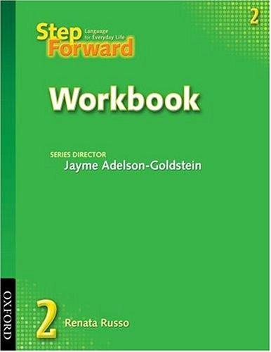 Step Forward 2 Workbook