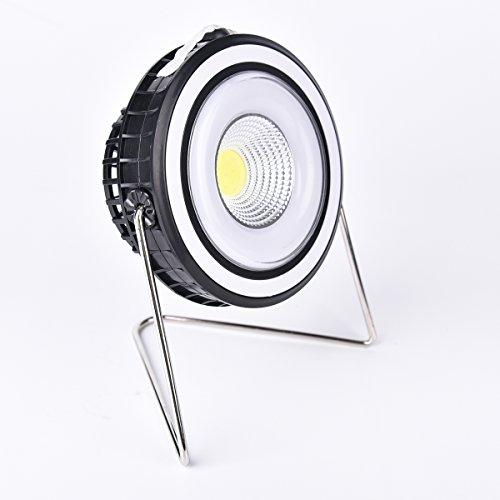 3 In 1 Portable Camping Light Solar Fan Lamp Multi-Purpose LED Camping Lantern Personal Fan (2017 New) -