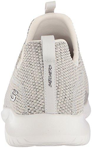 para Capsule Zapatillas Mujer Skechers Ultra Beige Cordones sin Flex ZAwnpqEY
