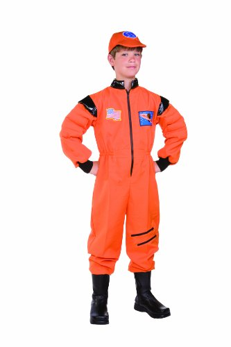 RG Costumes Shuttle Hero, Child Large/Size 12-14 (Womens Astronaut Costume)