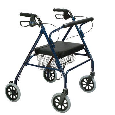 Drive Medical Go-Lite Rollator Oversize