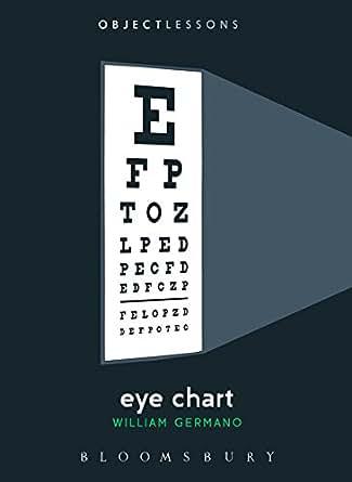 Amazon Eye Chart Object Lessons Ebook William Germano