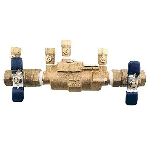Double Check Valve Assembly - Febco 3/4 in. Bronze Double Check Valve Assembly-3/4 850
