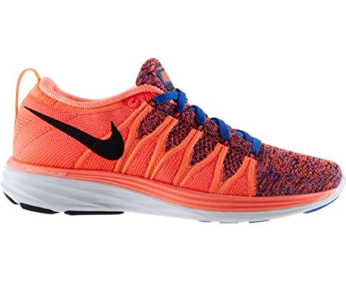 TEAM ANTHRCT GRN S Lunar2 011 Running Herren Nike WHT Sportschuhe Flyknit 620465 ORANGE Cqw1nx07