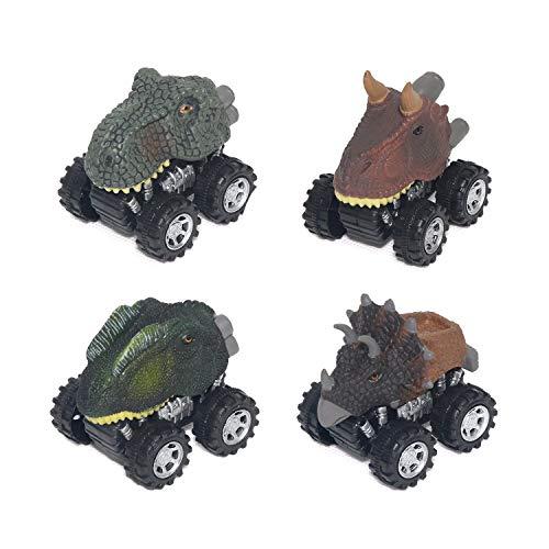 Zoordo Dinosaur Car Set
