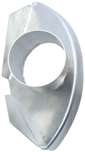 Allstar Performance ALL42114 Heavy Duty Left Hand Spindle Duct, Model: ALL42114, Outdoor&Repair Store