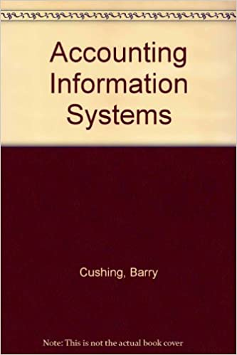Amazon accounting information systems 9780201580259 barry accounting information systems 6th edition fandeluxe Image collections