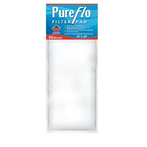 Coralife Pure Flo Filter Pad 50, 18
