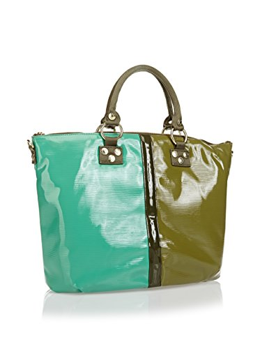 George Gina & Lucy Borsa A Mano Hodgepodge Verde