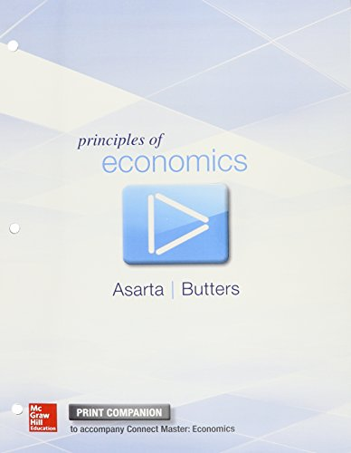 Principles of Economics Print Companion with Connect Master 2 Semester Access Code (The Master Prints compare prices)