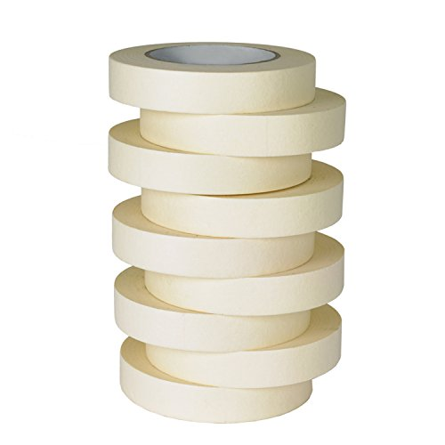 OGI General Purpose Masking Tape for Production Painting, 0.94-inch by 60-Yard, 9-Pack by OGI