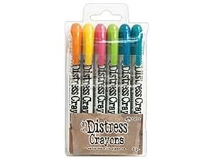 Ranger Tholtz Distress Crayon Set 1 TH