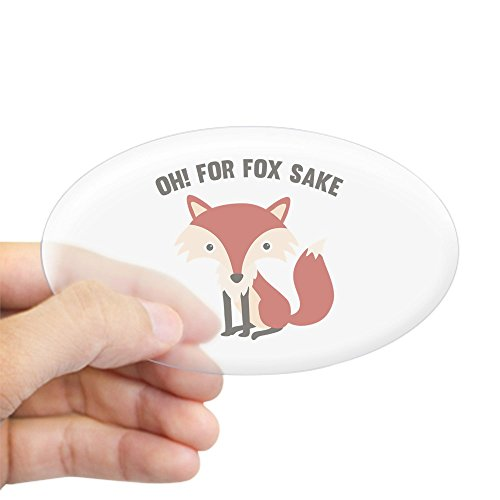 CafePress Sake Sticker Bumper Decal