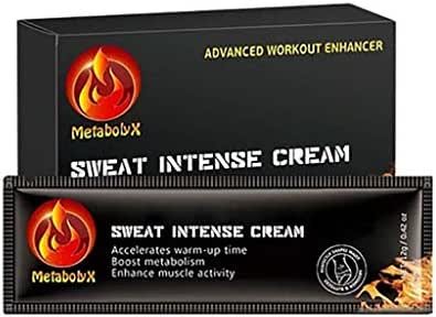 XGao Instant Hot Cream, 4.2oz Portable Fat Burning Cream Workout Enhancer Sweat Cream for Women and Men, Slimming Cream for Weight Loss, Hot Gel Treatment for Shaping Waist Abdomen
